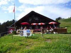 Habkern - Alp Heubühlen