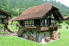 Ringgenberg - Dorfmuseum Schlossweid