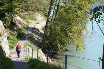 Ringgenberg - Niederried Uferweg