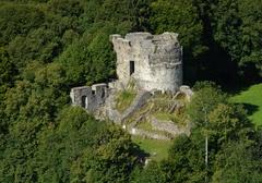Wilderswil - Ruine Unspunnen