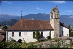 Wilderswil - Kirche Gsteig