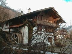 Wilderswil - Dorfmuseum Alte Mühle