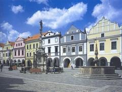 Schwesterstadt - Trebon (Tschechien)