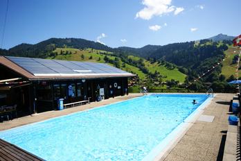 Habkern Swimming Pool