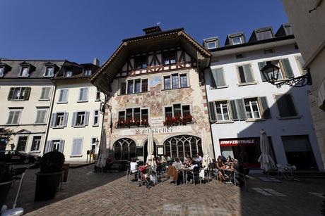 Restaurant Rathskeller Olten