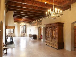 Château d'Aigle, salle des Gouverneurs © C. Bornand