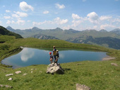 Lac d'Antme - Champry