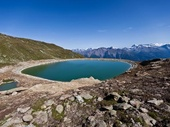 Speichersee Hohnbiel - Belalp