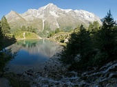 Lac Bleu - Arolla
