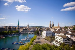Zürich - Copyright Zürich Tourismus