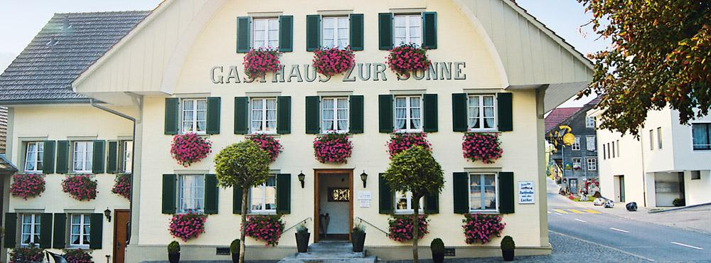 Gasthaus zur  Sonne Luthern