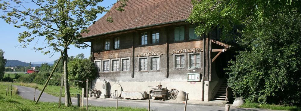Museum zur Ronmühle Schötz