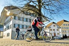 Dorfplatz Luthern