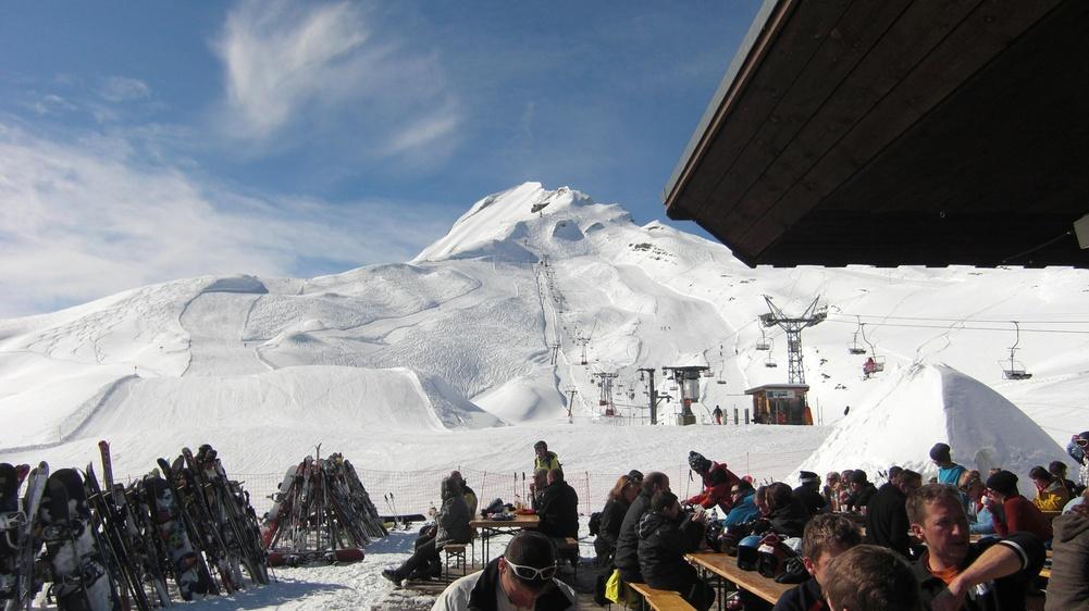 Skigebiet Rothorn Sörenberg