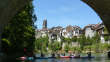 Discover Fribourg on the waterways!