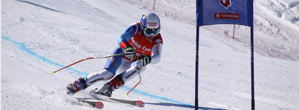 Alpines Skirennen