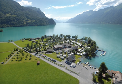 Camping Aaregg Brienz