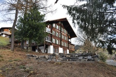 Laupener Ferienhaus Alpenruh