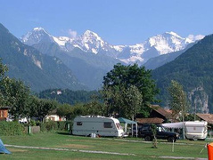 Unterseen - Camping Jungfrau
