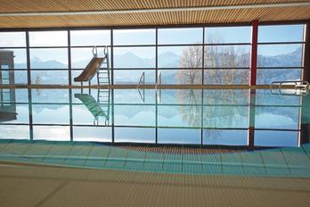 Beatenberg panoramic indoor pool