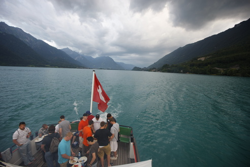 Swiss Barbeque Cruise