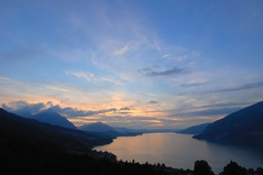 Sunset Cruise - Lake Thun