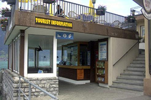 Iseltwald Tourismus