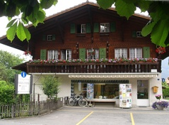 L'office de tourisme Wilderswil