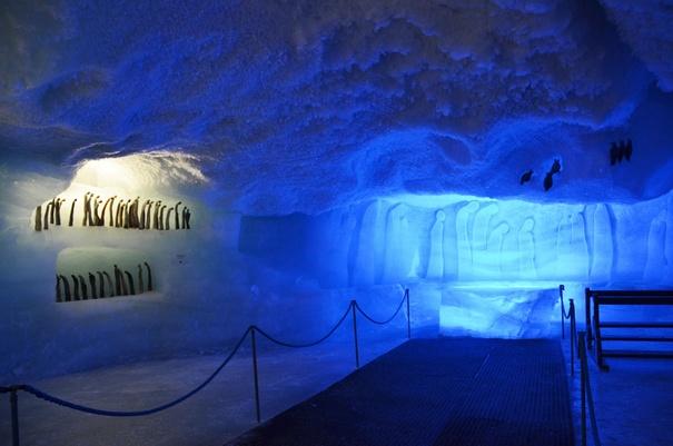 Ice Pavillon
