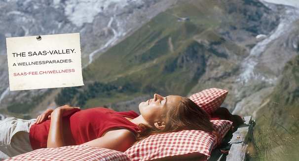 Wellness Saas-Fee Saastal