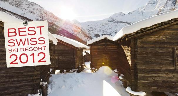 Best swiss ski resort