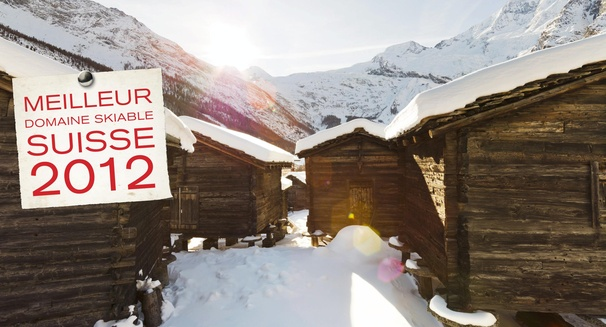 Best swiss ski resort