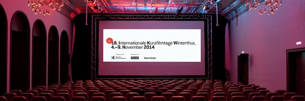 <strong>Int. Kurzfilmtage Winterthur </strong>
