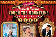 Touch the Mountains Concerts