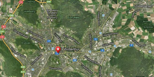 Stadtplan öffnen