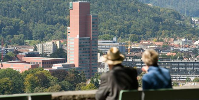 Bäumli - Aussichtspunkt Winterthur