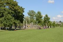 Eulachpark - Grün, Entspannen, Spielplatz