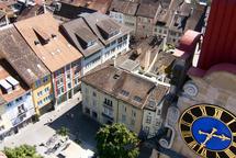 historische Altstadt Winterthur