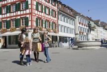 Parcour durch die Altstadt - Postenlauf