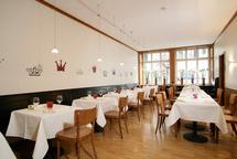 Restaurant Krone Winterthur - Tische