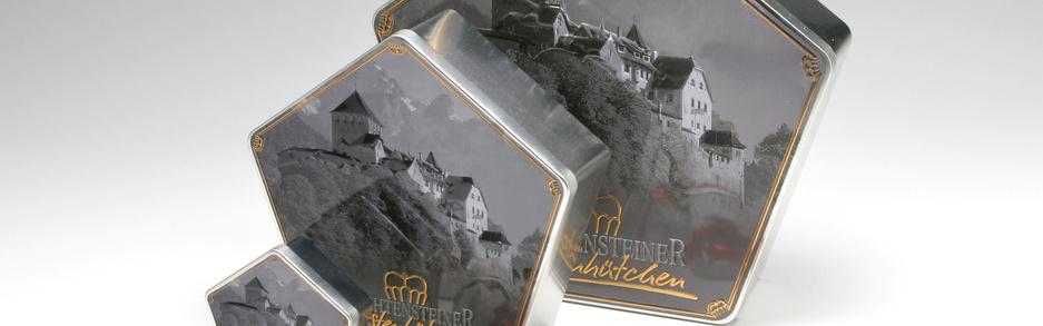 Fürstenhütchen Schokolade