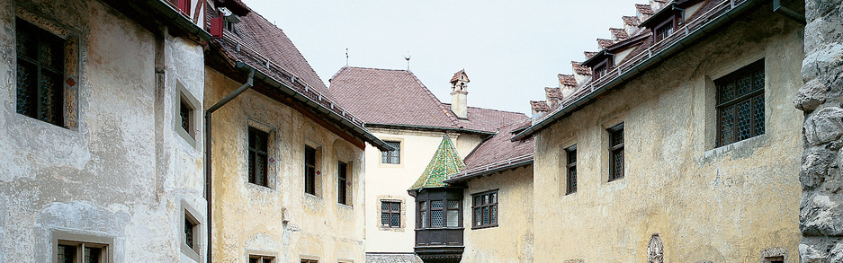 Schloss Vaduz Innenhof