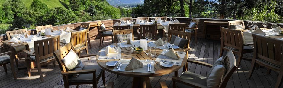 Park-Hotel Sonnenhof Eagle Terrace