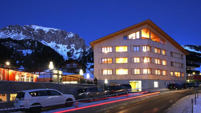 Hotel Alpenhotel Malbun