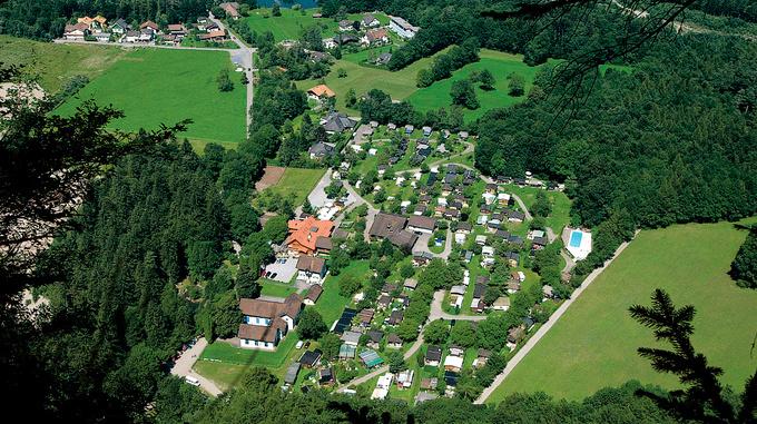 Camping Mittagsspitze Triesen
