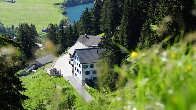 Mountain inn Sücka