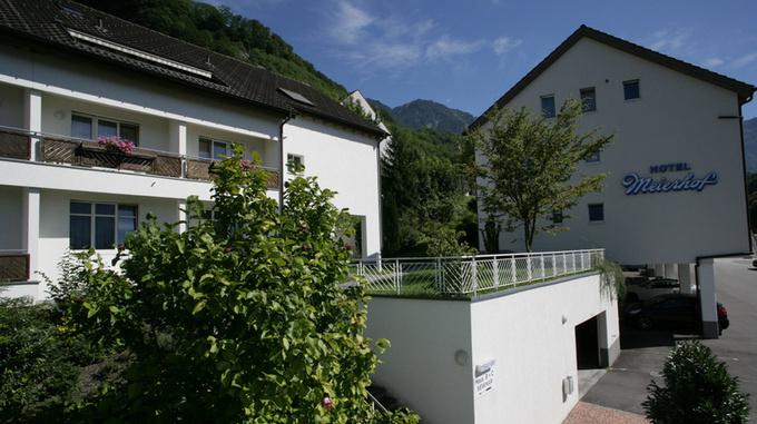 Hotel Meierhof Liechtenstein