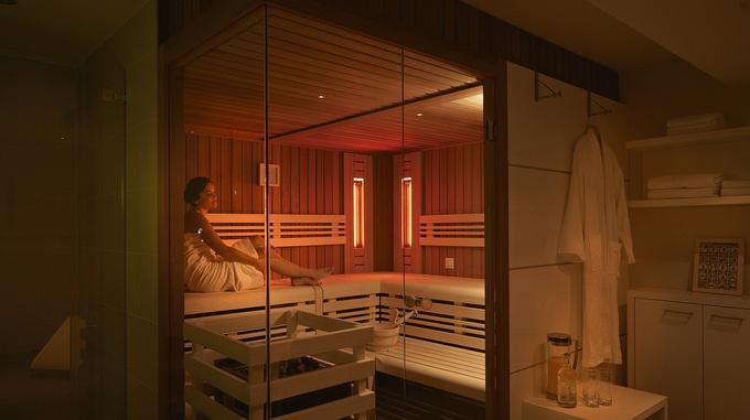 Hotel Oberland Sauna