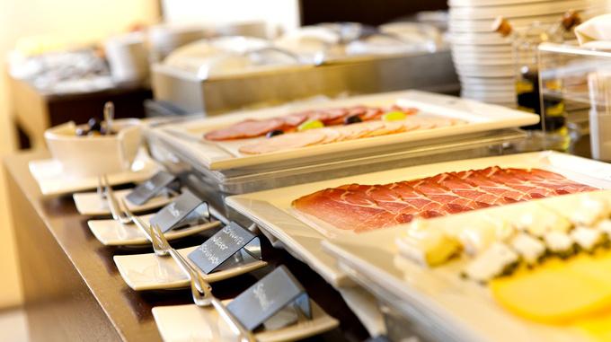 Hotel Residence Frühstück