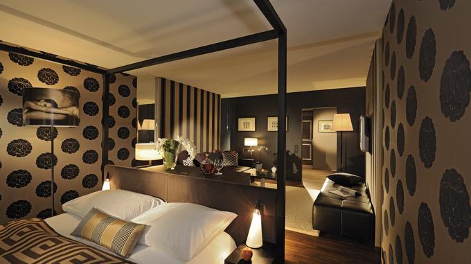 Park-Hotel Sonnenhof Zimmer